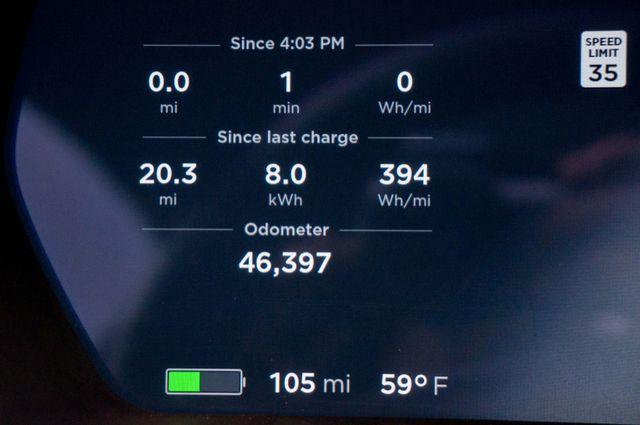 "2015 Tesla Model S 70D - AUTOPILOT - 21"" WHEELS - PREMIUM SOUND Reseda, CA 18"