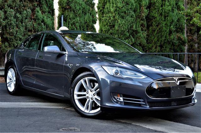 2015 Tesla Model S 70 kWh Battery