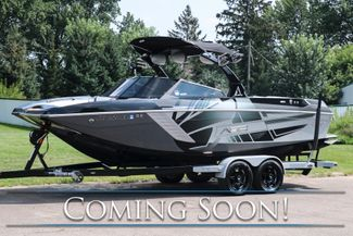 2015 Tigé Asr Wake Sports Boat W/Zero Off Cruise, Avx Surf System, Upgrade Ballasts, Raptor 575 Engine in Eau Claire, Wisconsin 54703