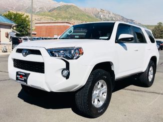 2015 Toyota 4RUN SR5 SR5 4WD LINDON, UT