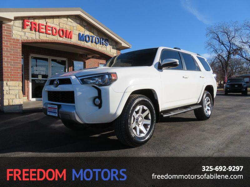2015 Toyota 4Runner SR5 Premium 4x4 | Abilene, Texas | Freedom Motors  in Abilene Texas