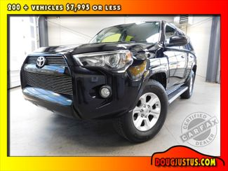 2015 Toyota 4Runner SR5 in Airport Motor Mile ( Metro Knoxville ), TN 37777