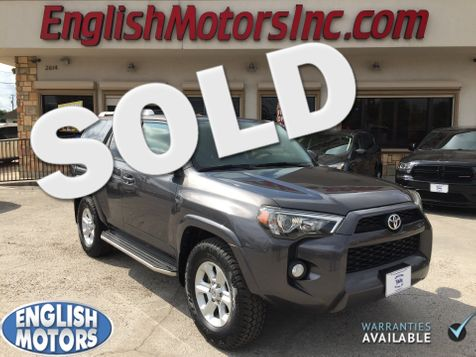 2015 Toyota 4Runner SR5 in Brownsville, TX