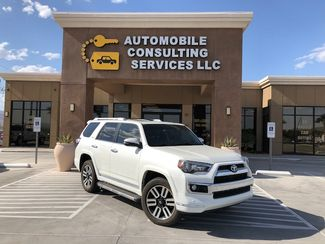 2015 Toyota 4Runner Limited 4X4 in Bullhead City Arizona, 86442-6452