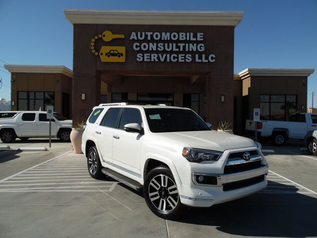 2015 Toyota 4Runner Limited 4X4