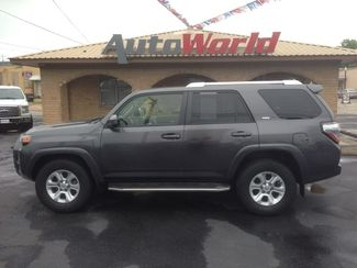 2015 Toyota 4Runner SR5 in Burnet, TX 78611