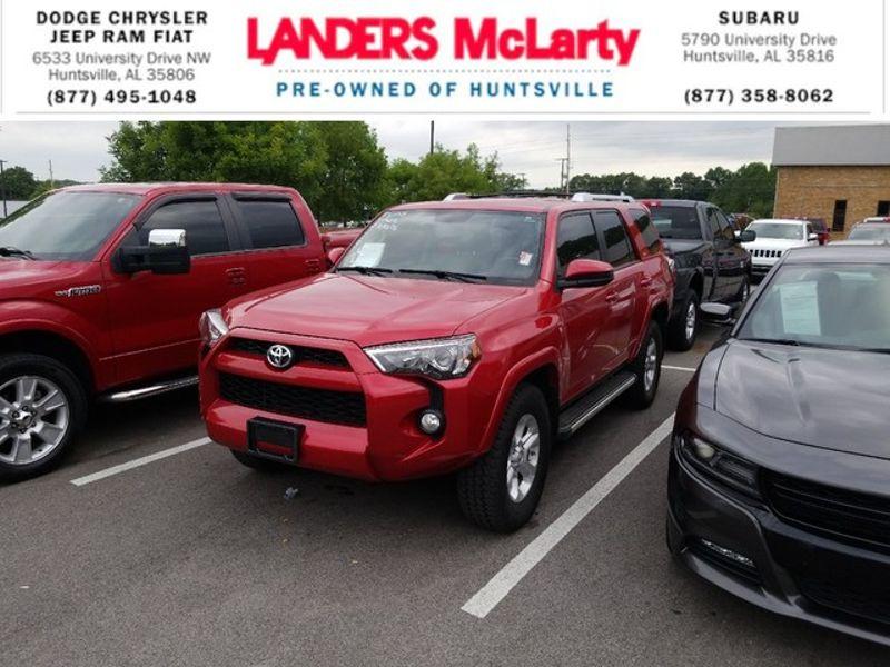 2015 Toyota 4Runner SR5 | Huntsville, Alabama | Landers Mclarty DCJ & Subaru in Huntsville Alabama