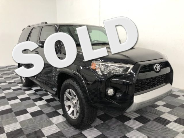 2015 Toyota 4Runner Trail 4WD LINDON, UT