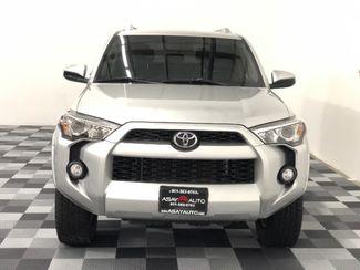 2015 Toyota 4Runner SR5 4WD LINDON, UT 8