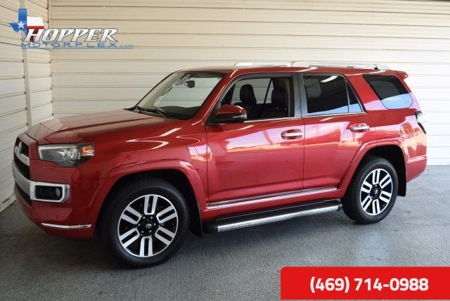 2015 Toyota 4Runner Limited in McKinney, Texas 75070