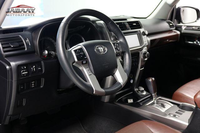 2015 Toyota 4Runner Limited Merrillville, Indiana 9