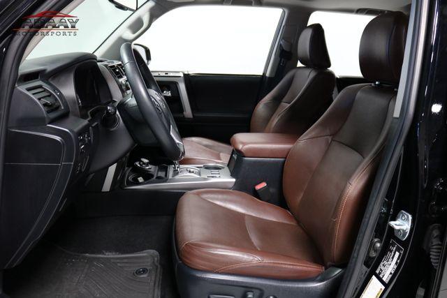 2015 Toyota 4Runner Limited Merrillville, Indiana 10