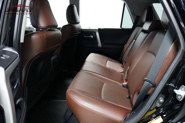2015 Toyota 4Runner Limited Merrillville, Indiana 12