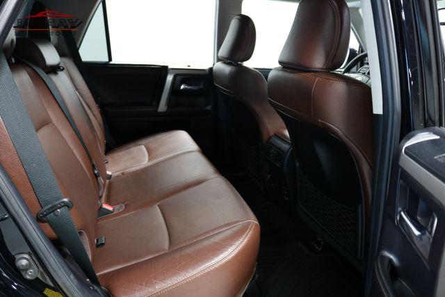 2015 Toyota 4Runner Limited Merrillville, Indiana 13