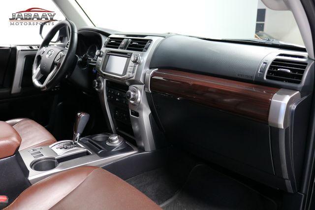 2015 Toyota 4Runner Limited Merrillville, Indiana 16