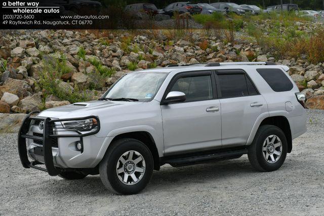 2015 Toyota 4Runner Trail 4WD Naugatuck, Connecticut