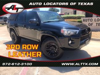 2015 Toyota 4Runner SR5 with LEATHER and 3RD ROW in Plano, TX 75093