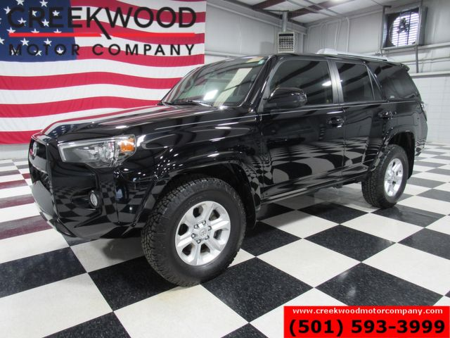 2015 Toyota 4Runner SR5 Premium 4x4 Black 1 Owner Cloth New Tires NICE