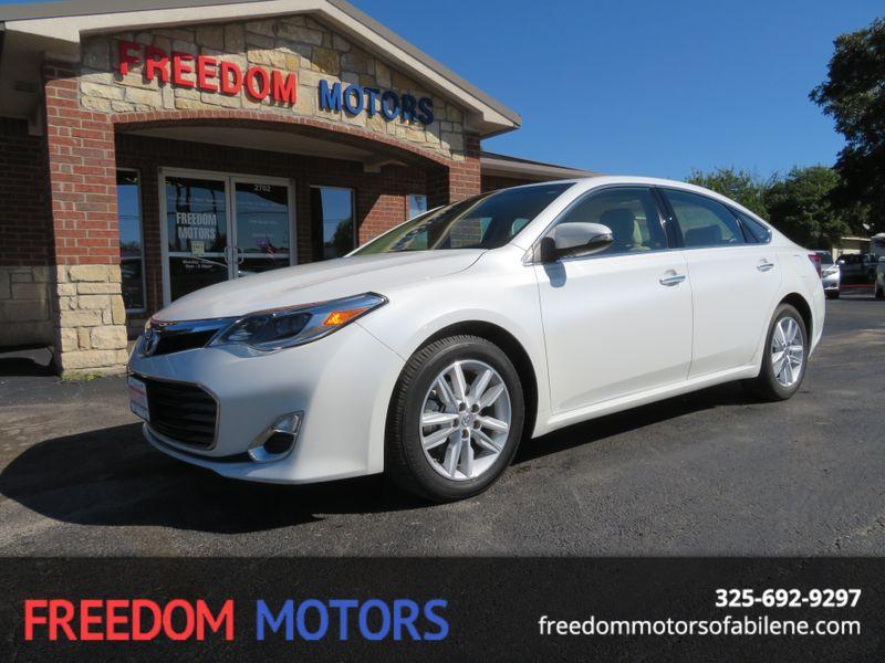 2015 Toyota Avalon XLE | Abilene, Texas | Freedom Motors  in Abilene Texas