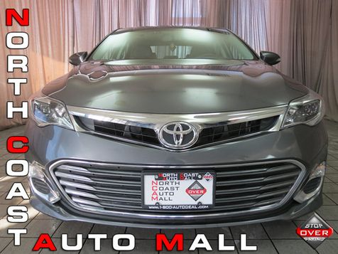 2015 Toyota Avalon 4dr Sedan XLE in Akron, OH