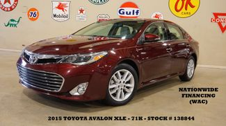 2015 Toyota Avalon XLE Touring SUNROOF,NAV,BACK-UP CAM,HTD LTH,71K in Carrollton, TX 75006