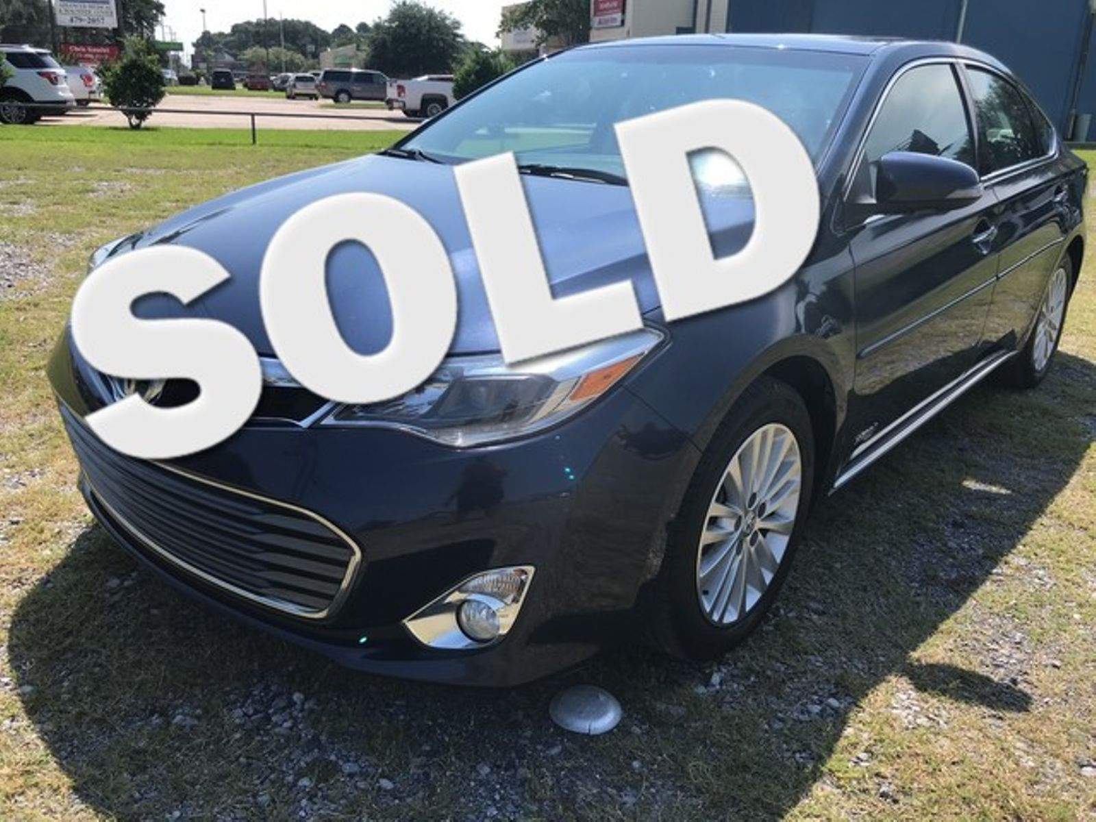 2015 Toyota Avalon Hybrid Limited City Louisiana Billy Navarre Certified In Lake  Charles, Louisiana ...