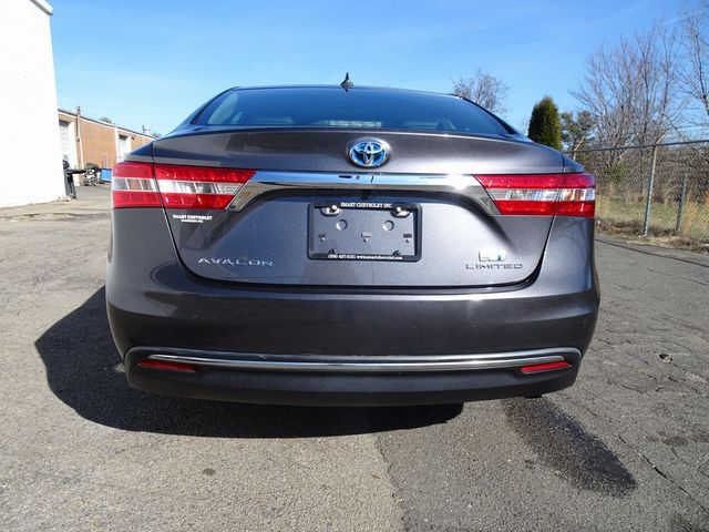 2015 Toyota Avalon Hybrid XLE Premium Madison, NC 2