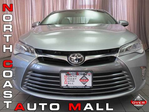 2015 Toyota Camry 4dr Sedan I4 Automatic XLE in Akron, OH