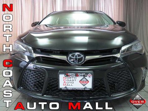 2015 Toyota Camry 4dr Sedan V6 Automatic XSE in Akron, OH