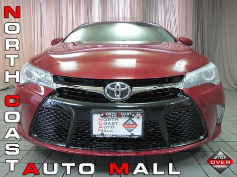 2015 Toyota Camry 4dr Sedan I4 Automatic XSE in Akron, OH