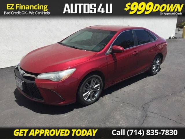 2015 Toyota Camry LE in Anaheim, CA 92807