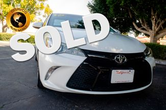 2015 Toyota Camry in cathedral city, California