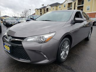 2015 Toyota Camry SE | Champaign, Illinois | The Auto Mall of Champaign in Champaign Illinois