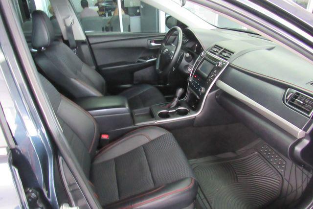 2015 Toyota Camry SE W/ BACK  UP CAM Chicago, Illinois 5