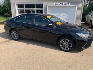 2015 Toyota Camry SE in Clinton, IA 52732