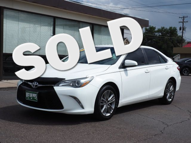 2015 Toyota Camry SE Englewood, CO