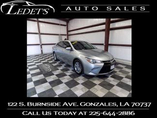 2015 Toyota Camry SE - Ledet's Auto Sales Gonzales_state_zip in Gonzales
