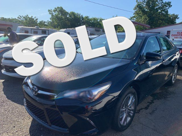 2015 Toyota Camry XLE - John Gibson Auto Sales Hot Springs in Hot Springs Arkansas