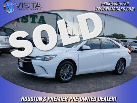 2015 Toyota Camry SE in Houston, Texas
