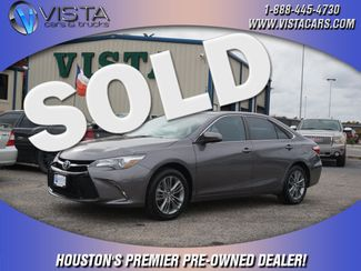 2015 Toyota Camry SE  city Texas  Vista Cars and Trucks  in Houston, Texas