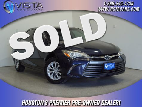 2015 Toyota Camry LE in Houston, Texas