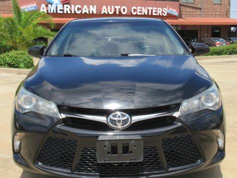2015 Toyota Camry SE | Houston, TX | American Auto Centers in Houston, TX