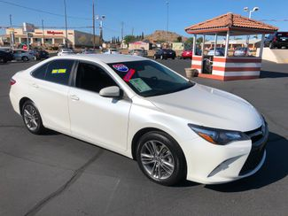 2015 Toyota Camry SE in Kingman Arizona, 86401