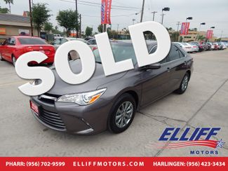 2015 Toyota Camry LE in Harlingen TX, 78550