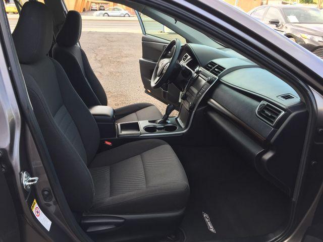 2015 Toyota Camry LE 5 YEAR/60,000 FACTORY POWERTRAIN WARRANTY Mesa, Arizona 13