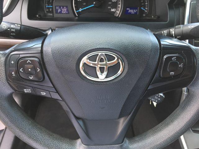 2015 Toyota Camry LE 5 YEAR/60,000 FACTORY POWERTRAIN WARRANTY Mesa, Arizona 16