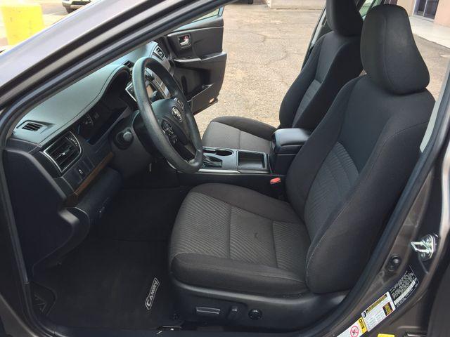 2015 Toyota Camry LE 5 YEAR/60,000 FACTORY POWERTRAIN WARRANTY Mesa, Arizona 9