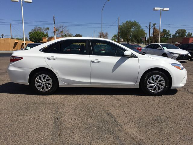 2015 Toyota Camry LE 5 YEAR/60,000 MILE FACTORY POWERTRAIN WARRANTY Mesa, Arizona 5