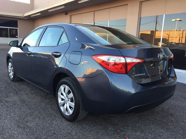 2015 Toyota Camry LE  5 YEAR/60,000 MILE FACTORY POWERTRAIN WARRANTY Mesa, Arizona 2