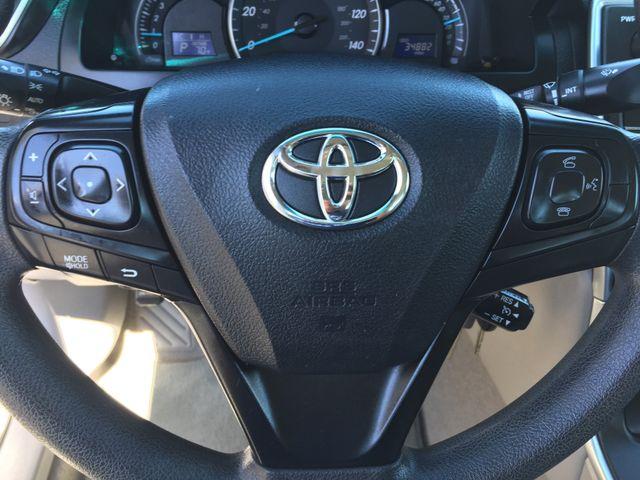 2015 Toyota Camry LE  5 YEAR/60,000 MILE FACTORY POWERTRAIN WARRANTY Mesa, Arizona 16
